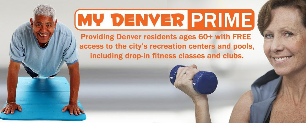 Denver Parks & Recreation is now offering free membership to residents age 60 and over.