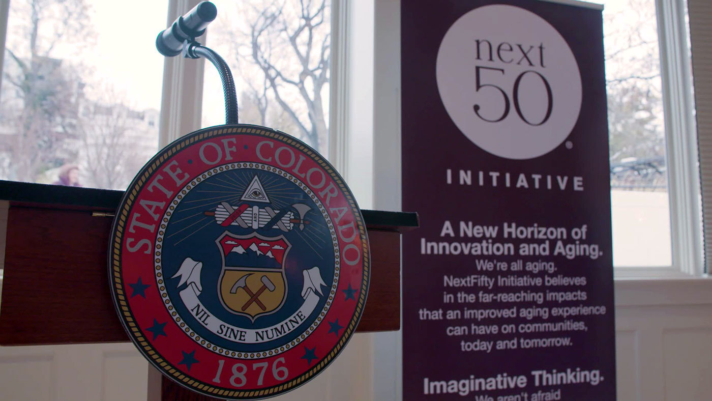 Next50 Launch Event with the Governor of Colorado